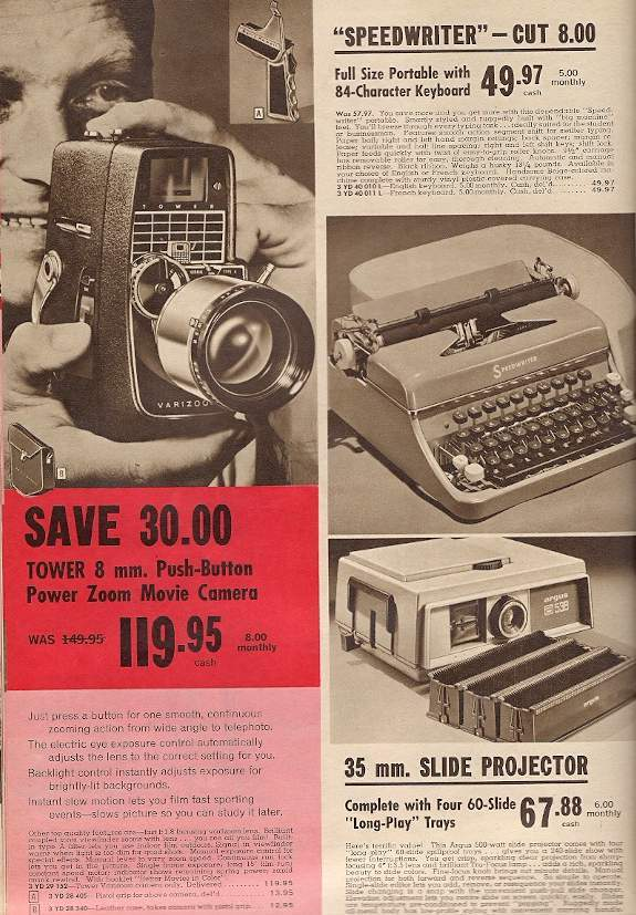 Simpsons_sears_flyer_camera_and_typewriter