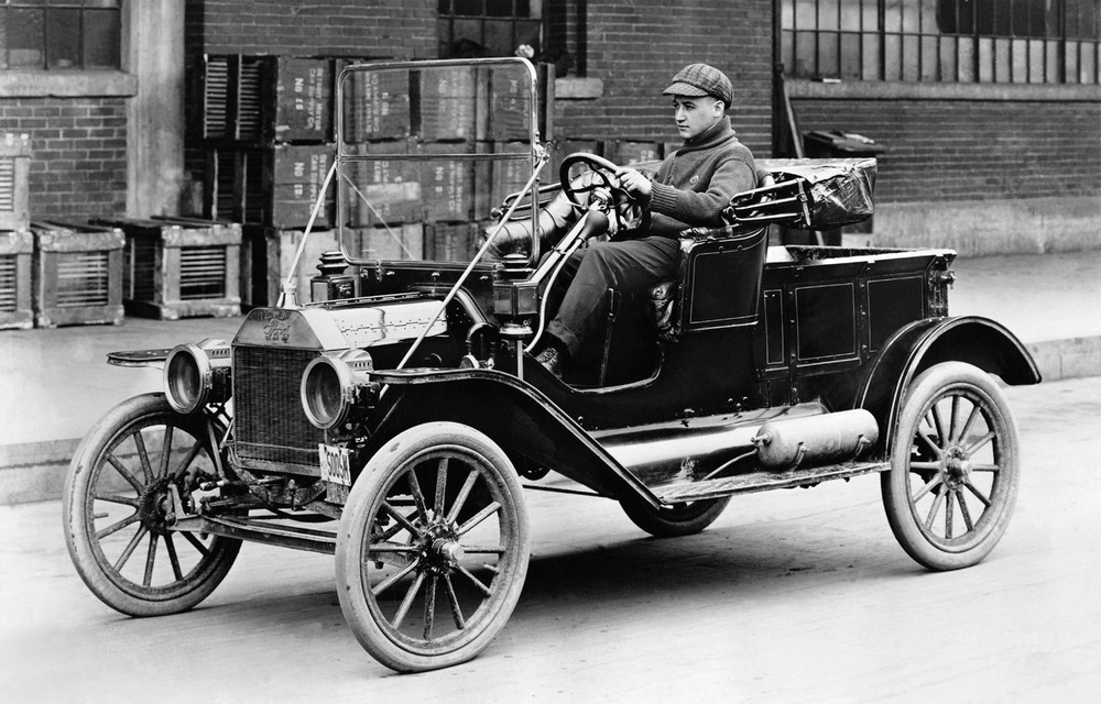 301 moved permanently for Ford motor company history background